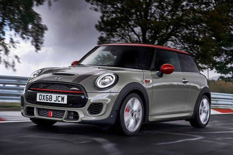 Mini 3 Door Hatch John Cooper Works Review Car Review Rac Drive