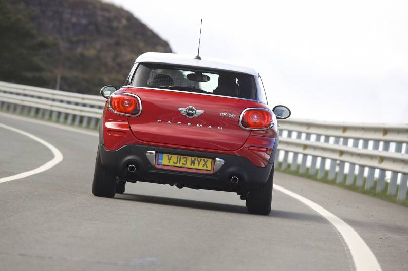 MINI Paceman Cooper S review