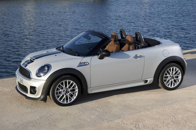 MINI Roadster review