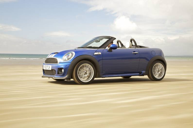 Mini Roadster Cooper Sd Review Car Review Rac Drive