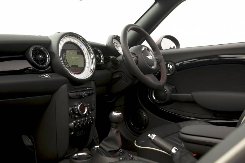 MINI Roadster Cooper SD review