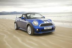 MINI Roadster Cooper SD review
