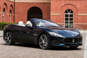 Maserati GranCabrio review