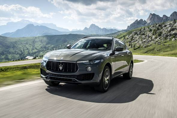 Maserati Levante review