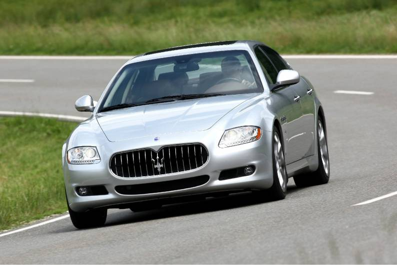 maserati quattroporte (2004 - 2013) used car review | car review