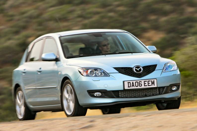 Mazda3 (2003 - 2009) used car review | Car review | RAC Drive