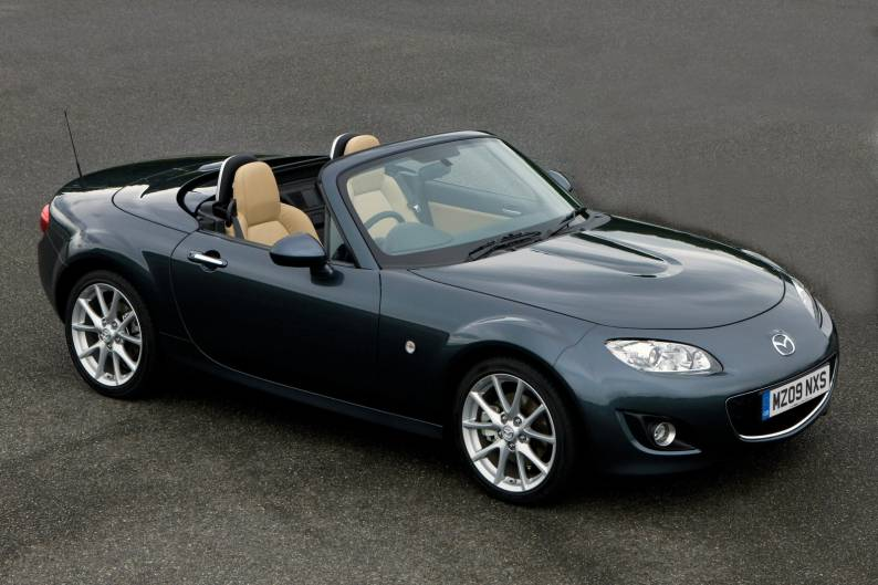 ... Mazda MX 5 Roadster Coupe (2006 2015) Used Car Review