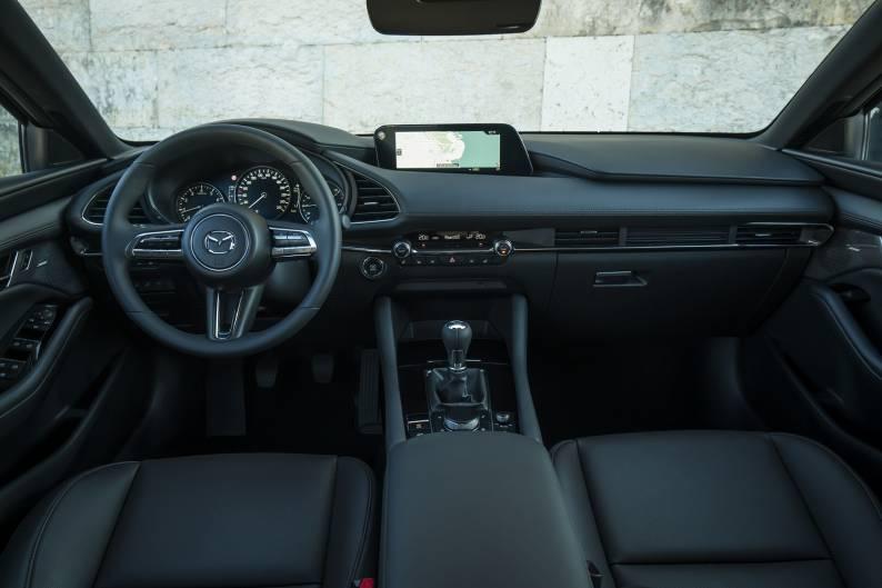 Mazda3 review | Car review | RAC Drive