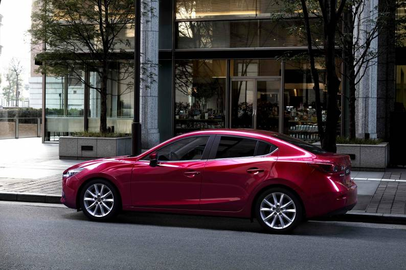 Mazda3 Fastback review