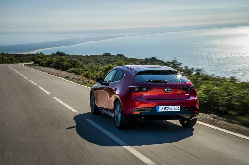 Mazda3 Skyactiv-G review | Car review | RAC Drive