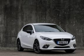 Mazda3 Sport Black review