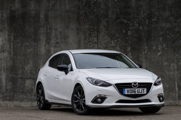 Mazda3 Sport Black review