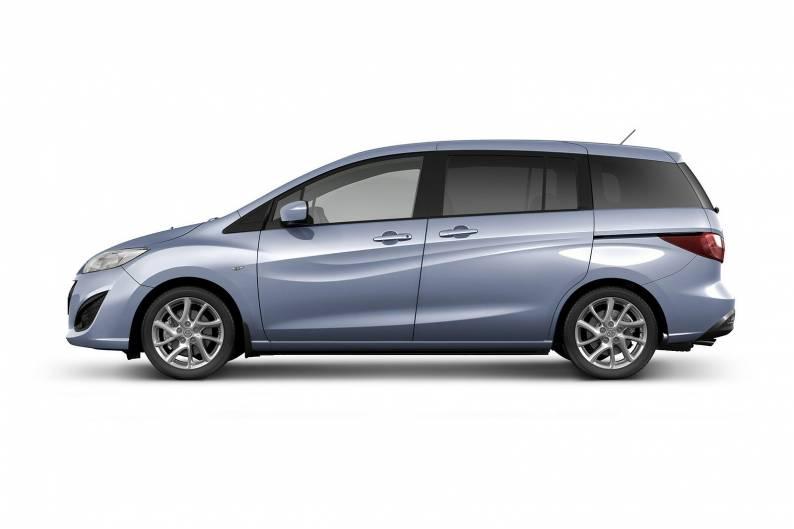 Mazda5 review