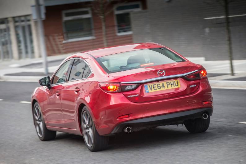 Mazda6 2.0I 145PS review