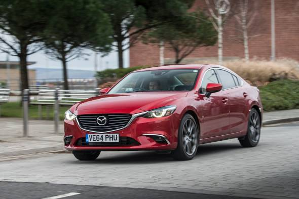 Mazda6 2.0I 145PS review