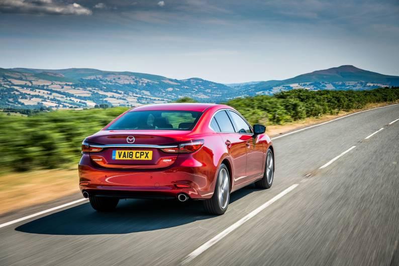 Mazda6 SKYACTIV-G 2 5 194PS review | Car review | RAC Drive