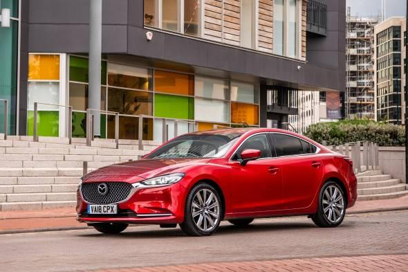 Mazda6 SKYACTIV-G 2.5 194PS review