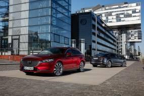 Mazda6 Tourer review