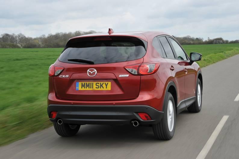 Mazda CX-5 2.0 163PS review