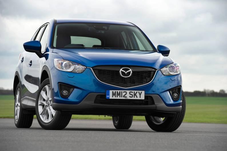 Mazda CX-5 2.2 150PS review