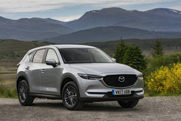 Mazda CX-5 SKYACTIV-D 150PS review
