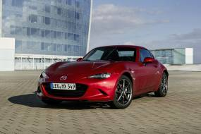 Mazda MX-5 RF review