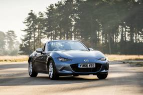 Mazda MX-5 Arctic review