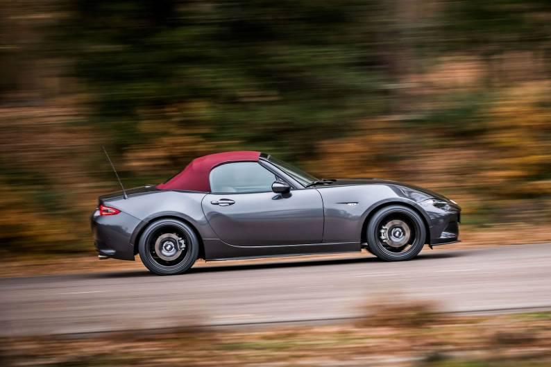 mazda mx 5 z sport review car review rac drive. Black Bedroom Furniture Sets. Home Design Ideas