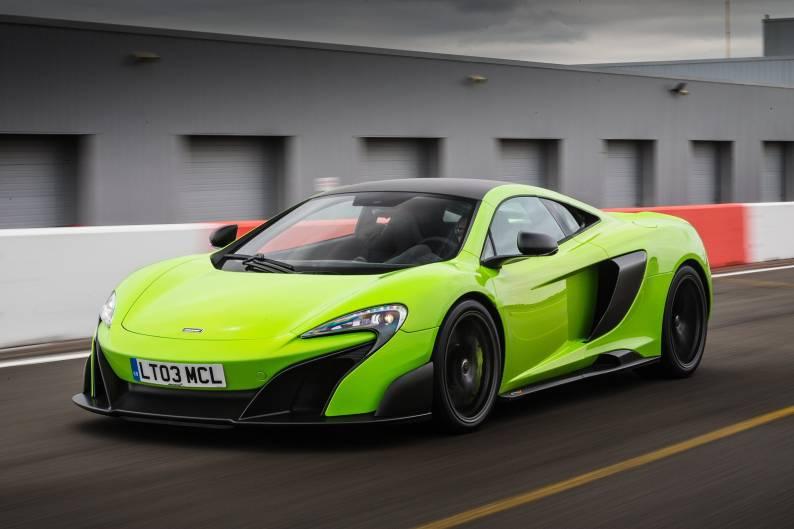 McLaren 675LT review