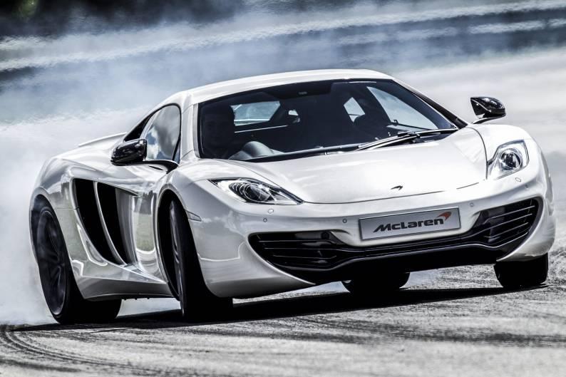 McLaren MP4 review