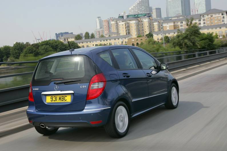 Mercedes Benz A Class 2005 2008 Used Car Review Car Review