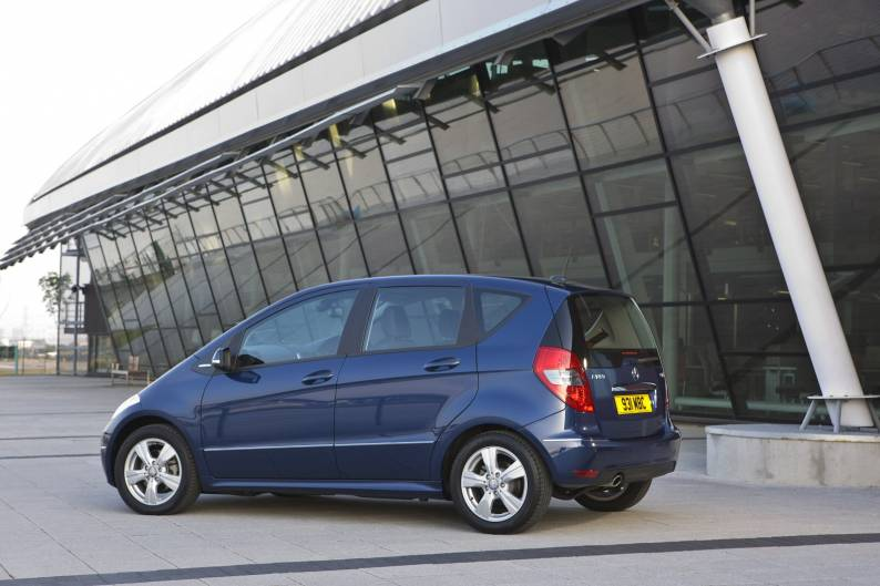 Mercedes-Benz A-Class (2005 - 2008) used car review | Car