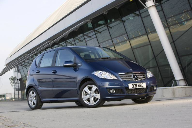 Mercedes Benz A Class 2005 2008 Used Car Review Car