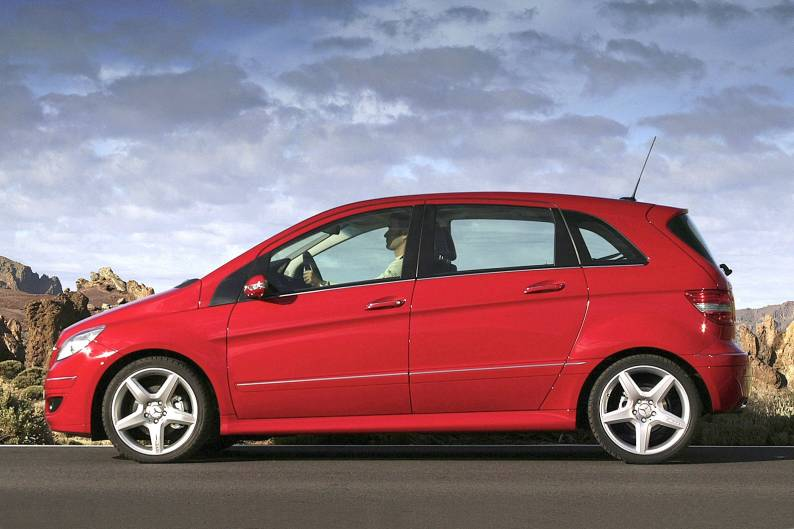 Mercedes-Benz B-Class (2005 - 2011) used car review | Car
