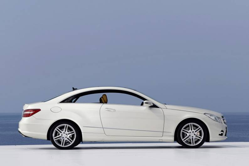 ... Mercedes Benz E Class Coupe (2009   2013) Used Car Review ...