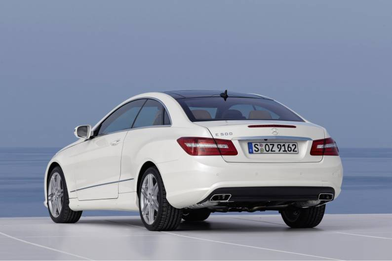 Mercedes Benz E Class Coupe 2009 2013 Used Car Review