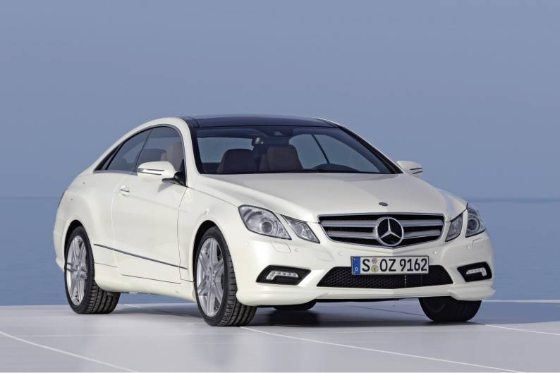 Mercedes Benz E Class Coupe 2009 2013 Used Car Review Car