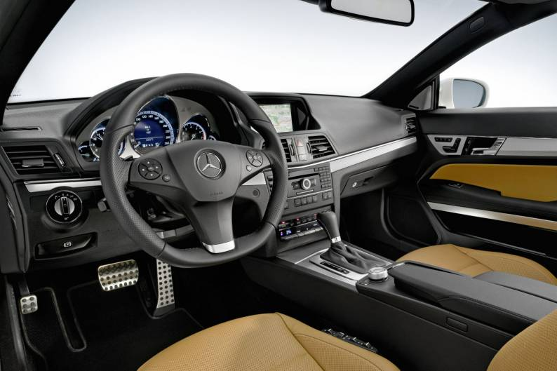 Mercedes-Benz E-Class Coupe (2009 - 2013) used car review