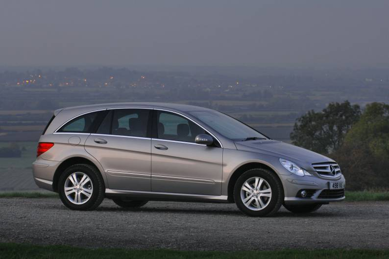 Mercedes-Benz R-Class (2006 - 2010) used car review