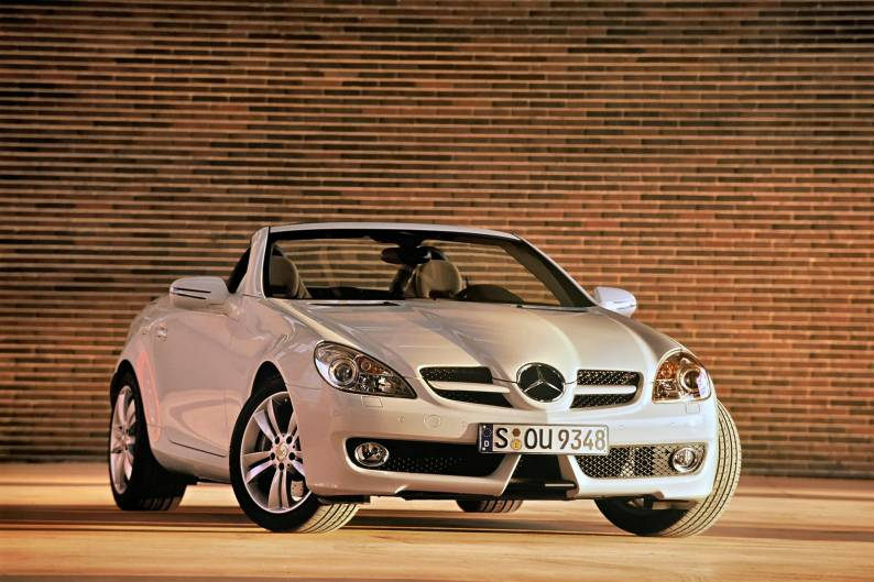 Mercedes-Benz SLK (2004 - 2011) used car review | Car review