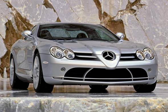 Mercedes-Benz SLR McLaren (2004 - 2009) used car review