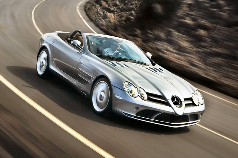 Mercedes-Benz SLR McLaren (2004 - 2009) used car review