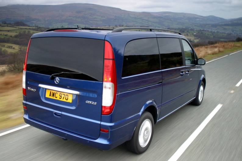 Mercedes-Benz Viano (2004-2015) used car review | Car review
