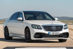 Mercedes-AMG S 63 review