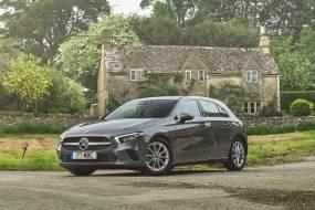 Mercedes-Benz A200 review