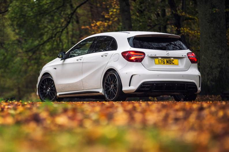Mercedes-AMG A45 4MATIC review