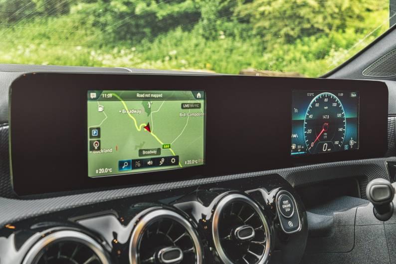 Mercedes-Benz A-Class review   Car review   RAC Drive