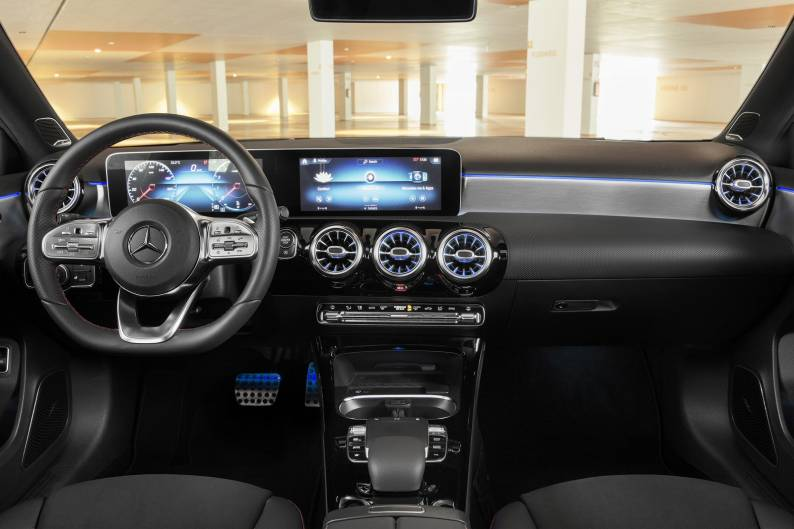 Mercedes Benz A Class Saloon Review Car Review Rac Drive
