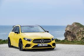 Mercedes-AMG A 35 4MATIC review