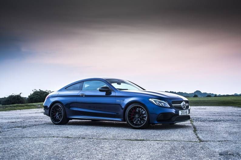 Mercedes-AMG C63 Coupe review